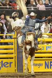 Billy Etbauer 10th Round 2008 Wrangler NFR