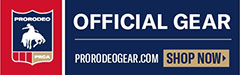 ProRodeo Gear Official Merchandise Of The PRCA